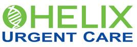 Helix Urgent Care Logo Helix Urgent Care